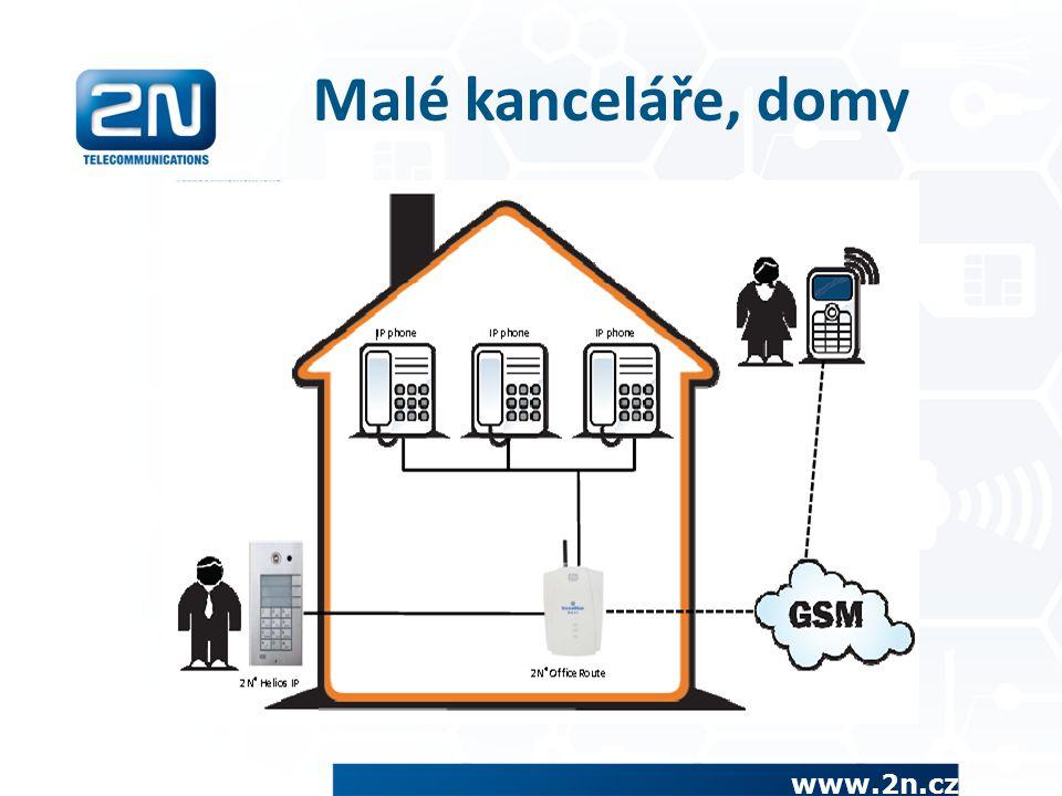 www.2n.cz Malé kanceláře, domy