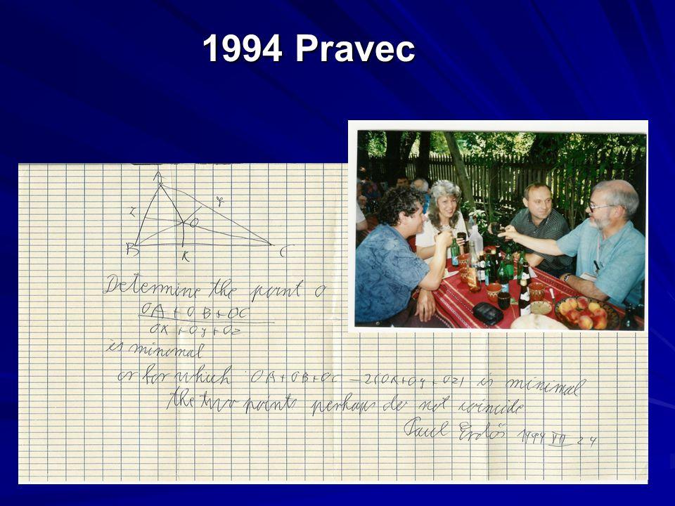 1994 Pravec 1994 Pravec