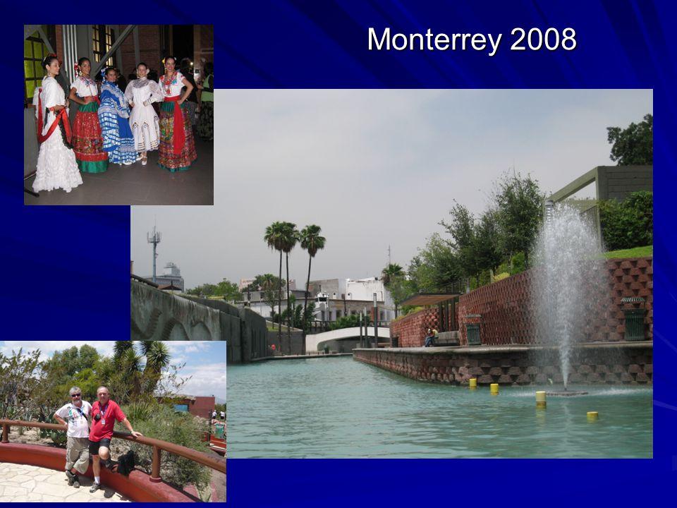 Monterrey 2008