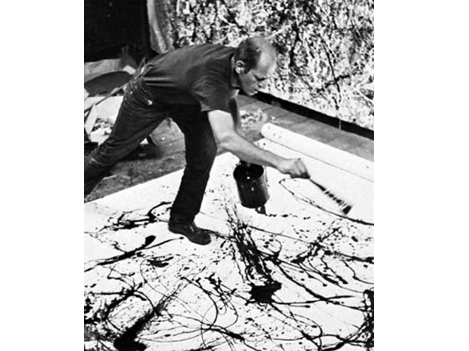 Konceptuální umění - postmodernistické tendence umění Počátkem 60.