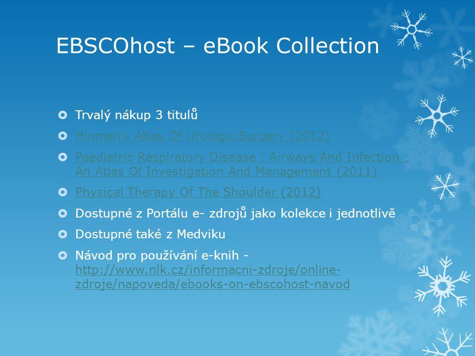 Vypůjčená e-kniha