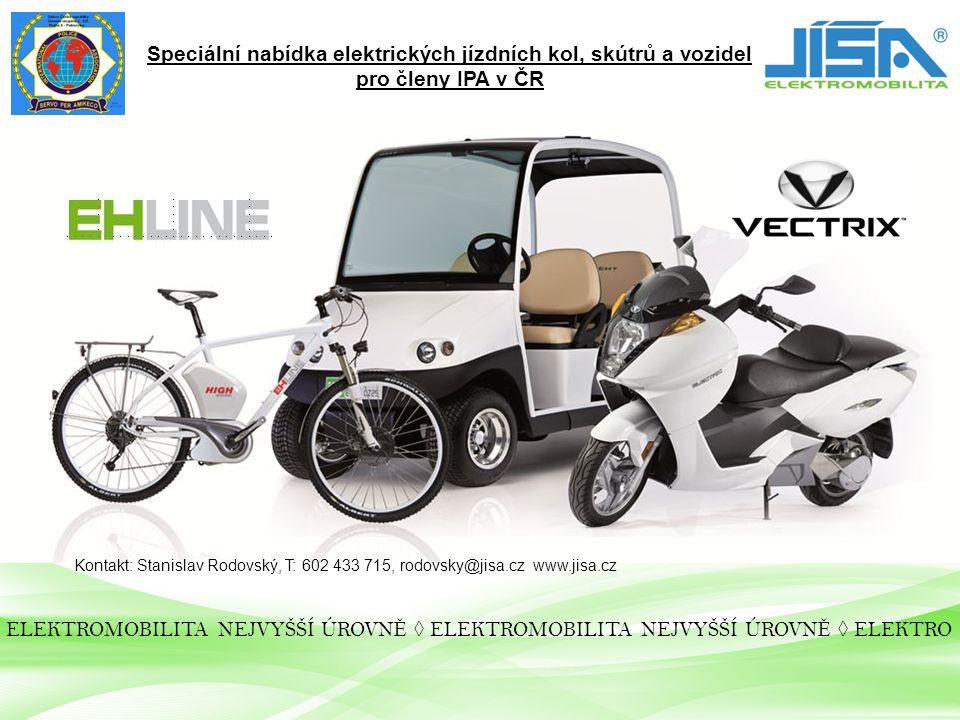 EHLINE - je největším rakouským výrobcem elektrických dopravních prostředků šetrných k životnímu prostředí a tvořících alternativu pro osobní mobilitu.