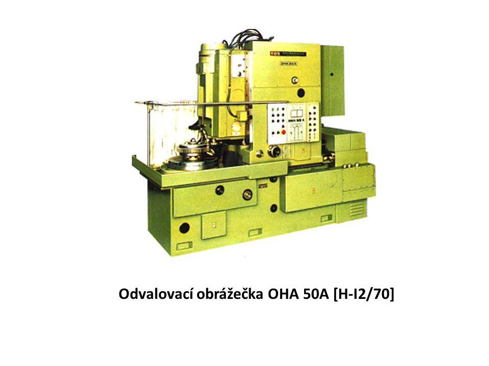 Odvalovací obrážečka OHA 50A [H-I2/70]