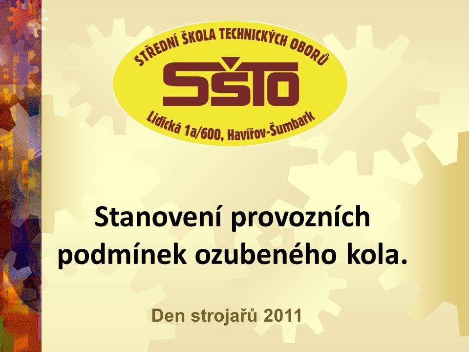 Studentská práce žáků 1.PT Tomáš Kocur Jiří Ganczarczyk