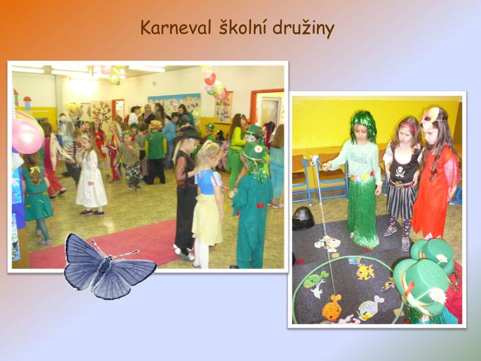 Další aktivity pořádané školou a žákovskou samosprávou Halloween
