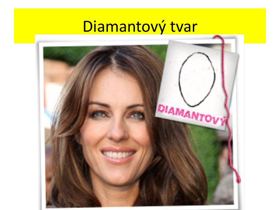 Diamantový tvar