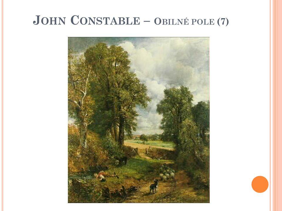 J OHN C ONSTABLE – O BILNÉ POLE (7)