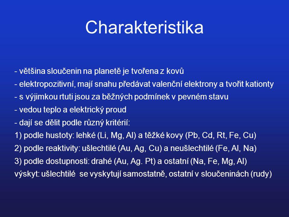 Slitiny kovů Bronz (Cu + Sn) Mosaz (Cu + Zn) Pájka (Pb + Sn)