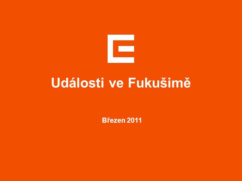 Události ve Fukušimě Březen 2011