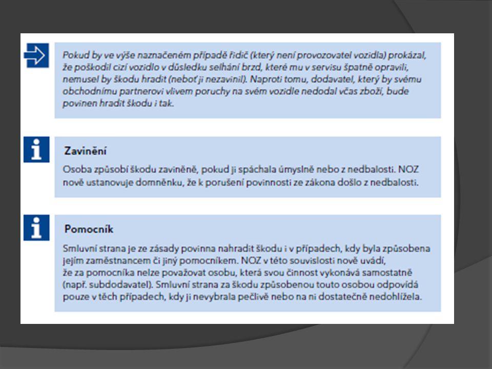 Základní východisko: přírodní kauzalita 49  Východiskem zkoumání kauzality je zkoumání podle přírodních zákonů (přírodní kauzalita) Výsledkem je tzv.