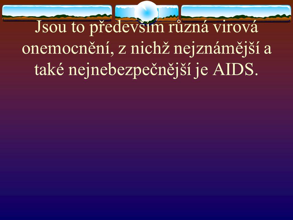 Existuje mnoho nemocí, které není schopná i současná lékařská věda léčit!!!