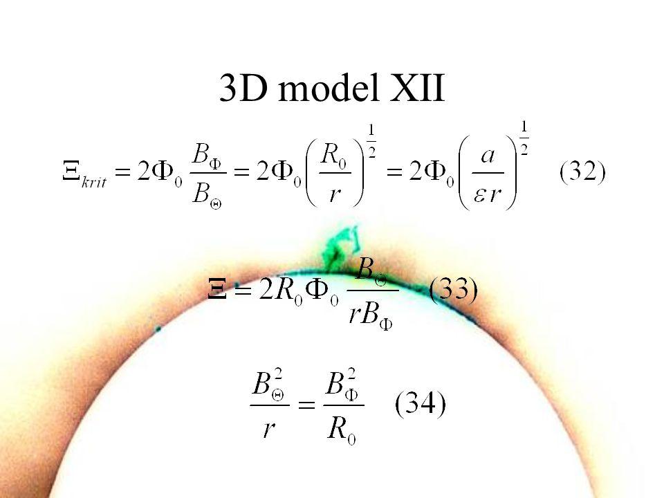 3D model XII
