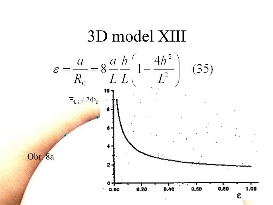 3D model XIII Obr. 8a  krit / 2  0