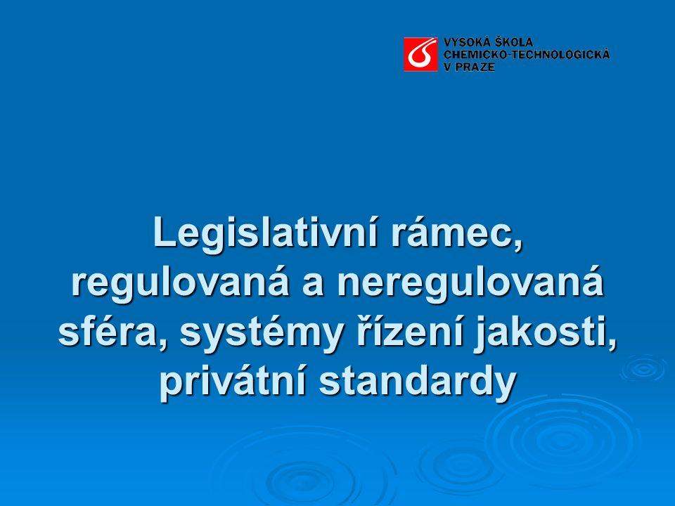 Analýza Rizika – nový přístup Legislativa definuje cíle nikoliv prostředky Postupy založené na analýze rizika Velký důraz kladen na odborné znalosti a schopnost konzultace!!.