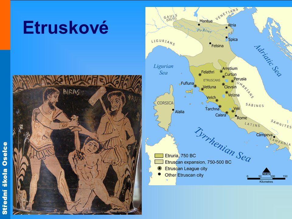 Střední škola Oselce Etruskové