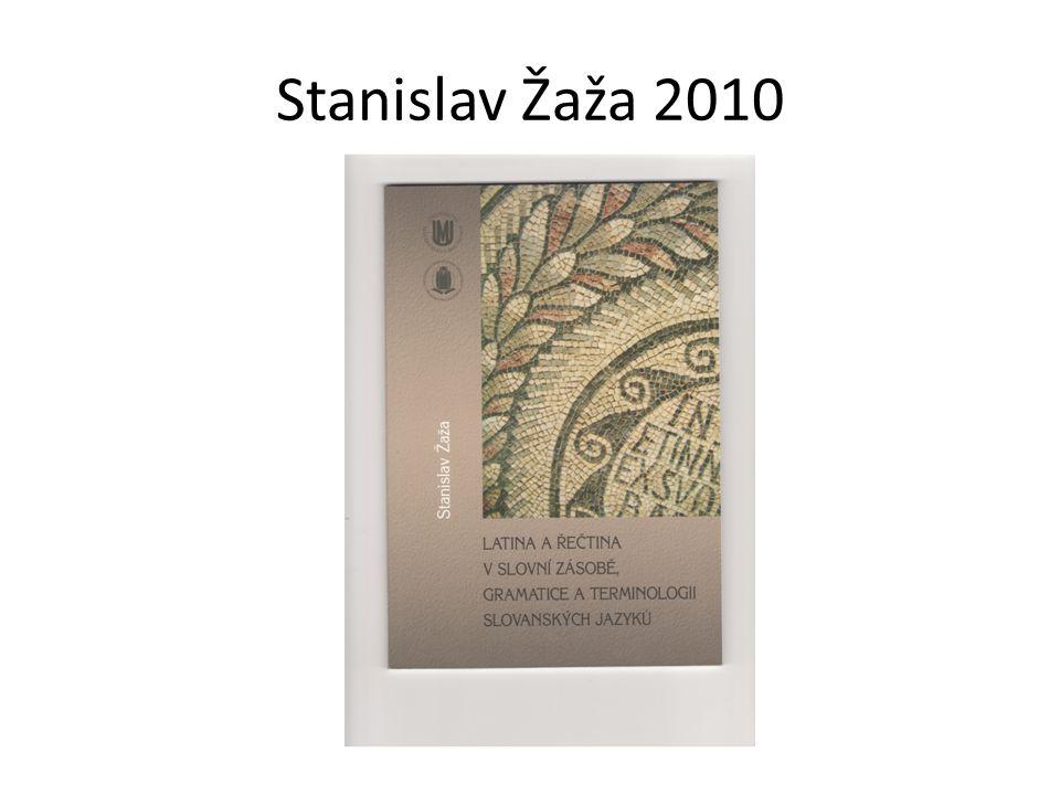 Stanislav Žaža 2010
