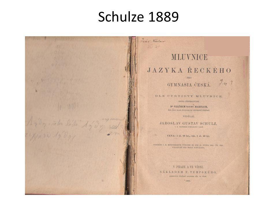 Schulze 1889