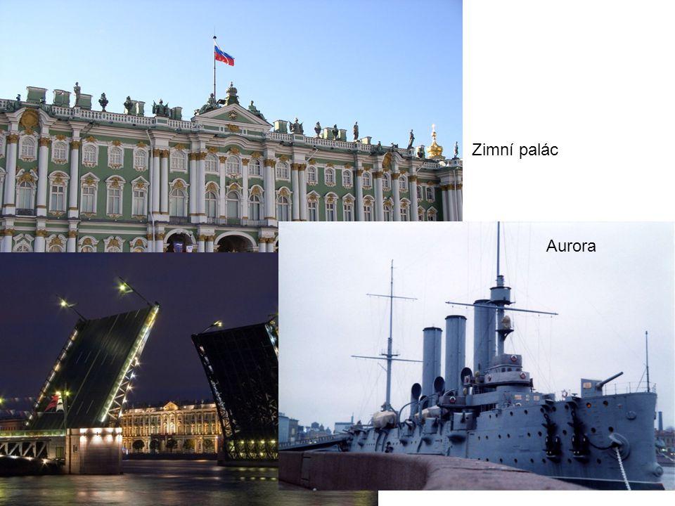 Zimní palác Aurora