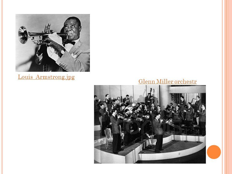 J AZZ Směs černošských folklorních vlivů s bělošskou hudbou Evropy Vznik v USA koncem 19. st. v New Orleans Poslech: Louis Armstrong Hello Dolly moder