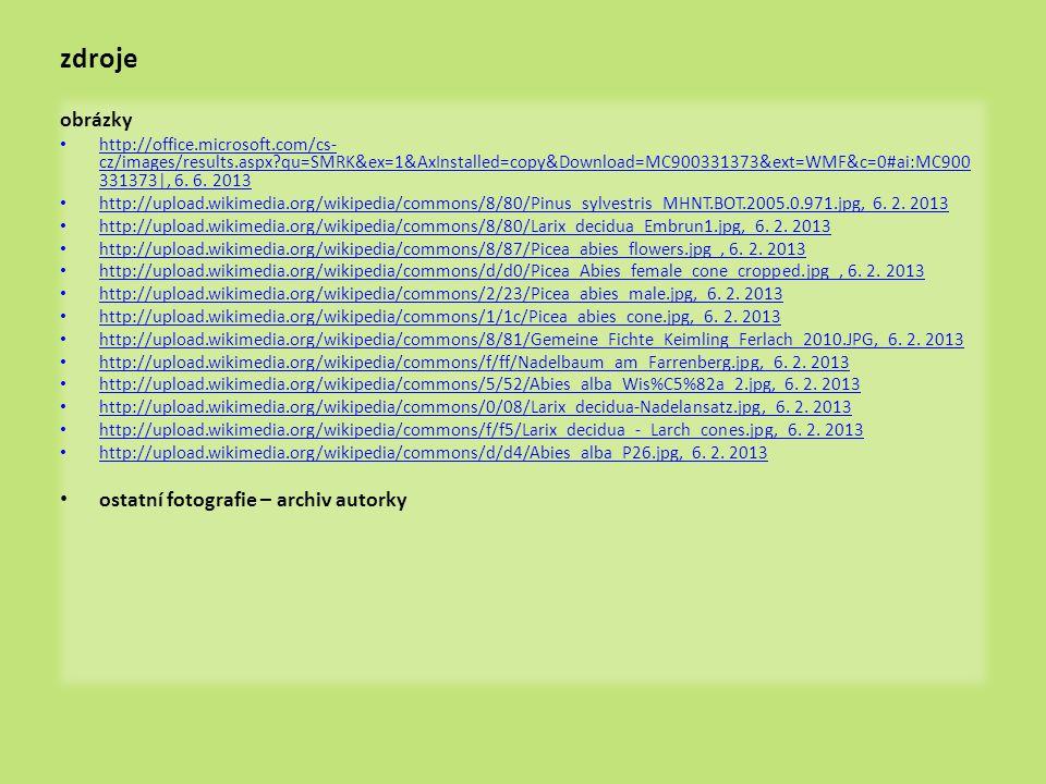 zdroje obrázky http://office.microsoft.com/cs- cz/images/results.aspx?qu=SMRK&ex=1&AxInstalled=copy&Download=MC900331373&ext=WMF&c=0#ai:MC900 331373|,