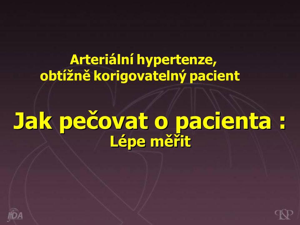 34 V 1.volbě : monoterapie nebo fixní asociace malých dávek ( se self-monitoringem).
