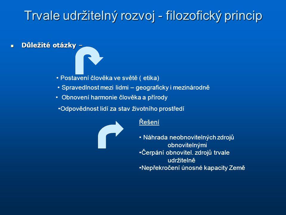 5)Čistší produkce Zaměřena na prevenci Zaměřena na prevenci Efektivní využití en.