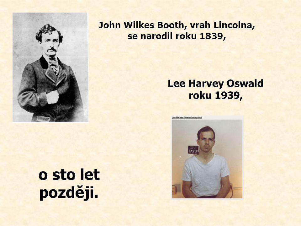 Oba vrahové uskutečnili svůj čin před očima manželek svých obětí, oba si pro něj vybrali pátek a oba zemřeli dřív než přišli před soud. Mrs Lincoln Jo