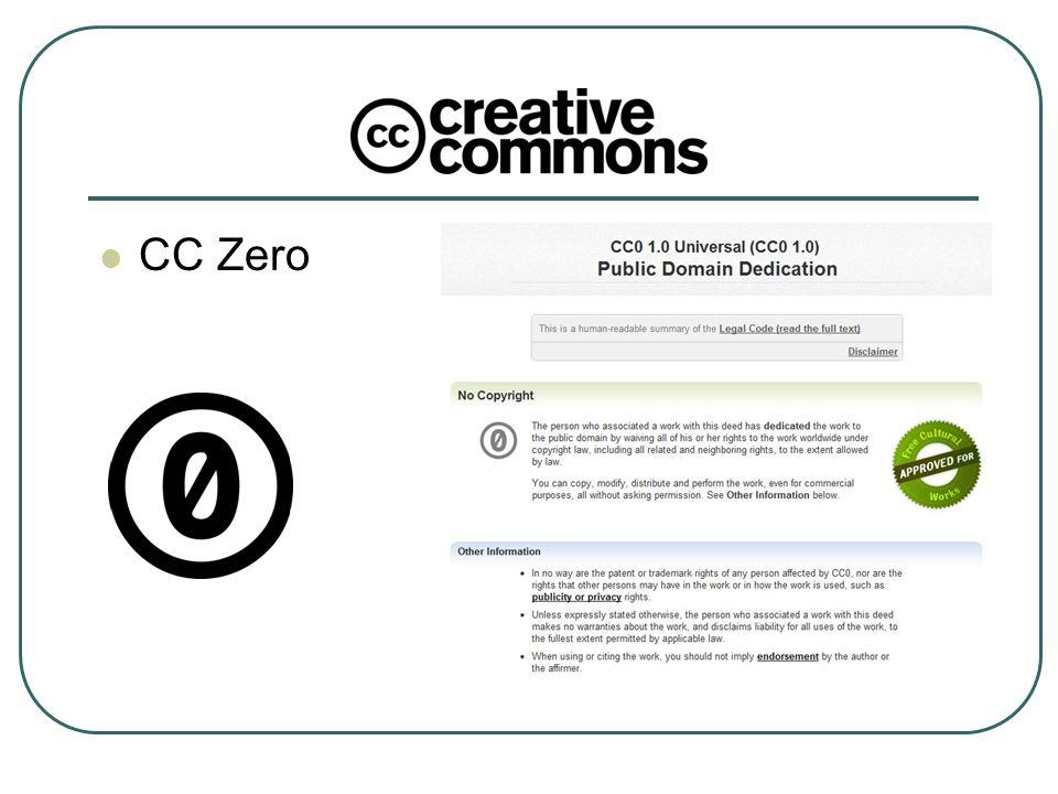 CC Zero