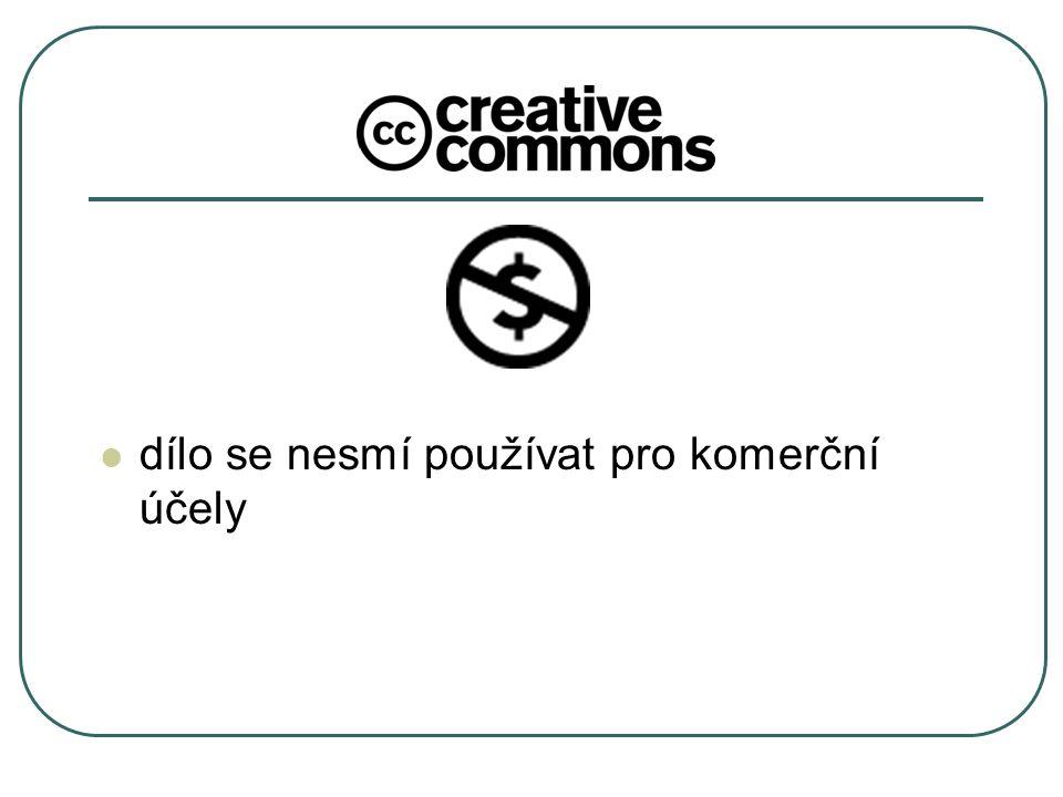 Děkuji za pozornost Kontakt: www.creativecommons.cz info@creativecommons.cz