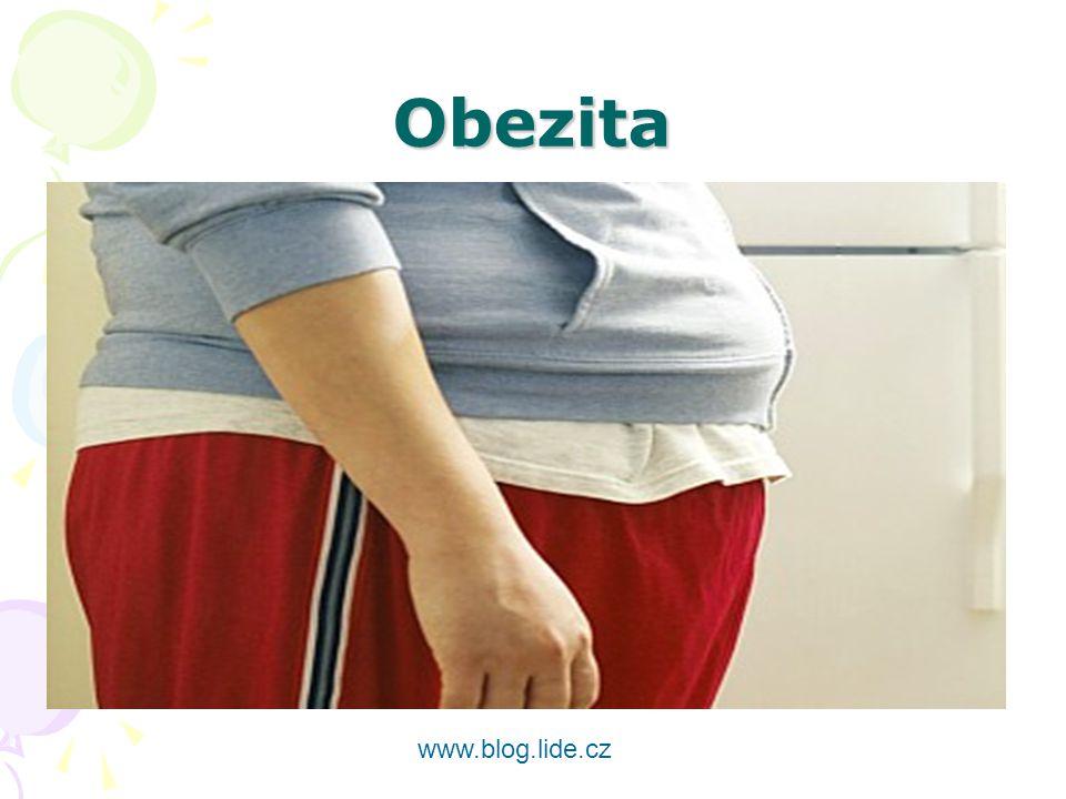 Obezita www.blog.lide.cz