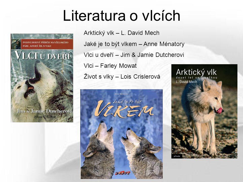 Literatura o vlcích Arktický vlk – L.