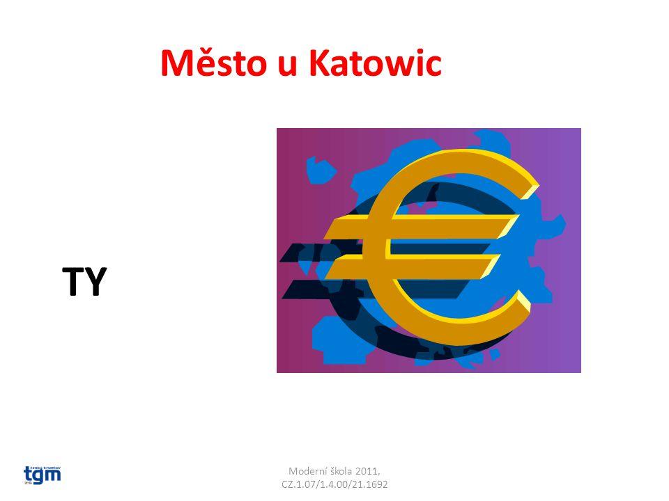 Město u Katowic TY Tychy