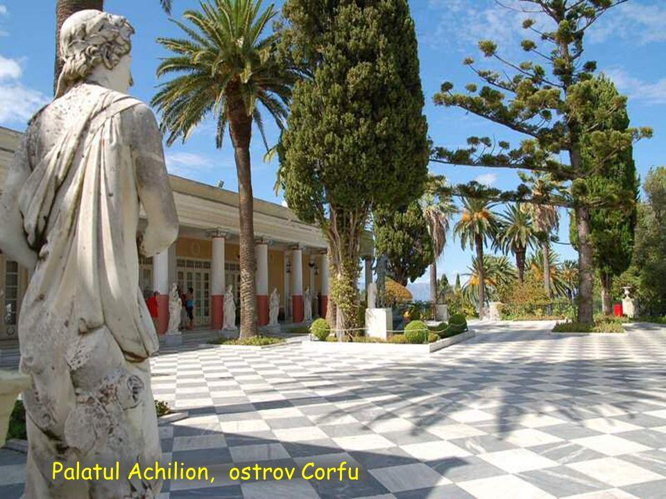 Ostrov Corfu