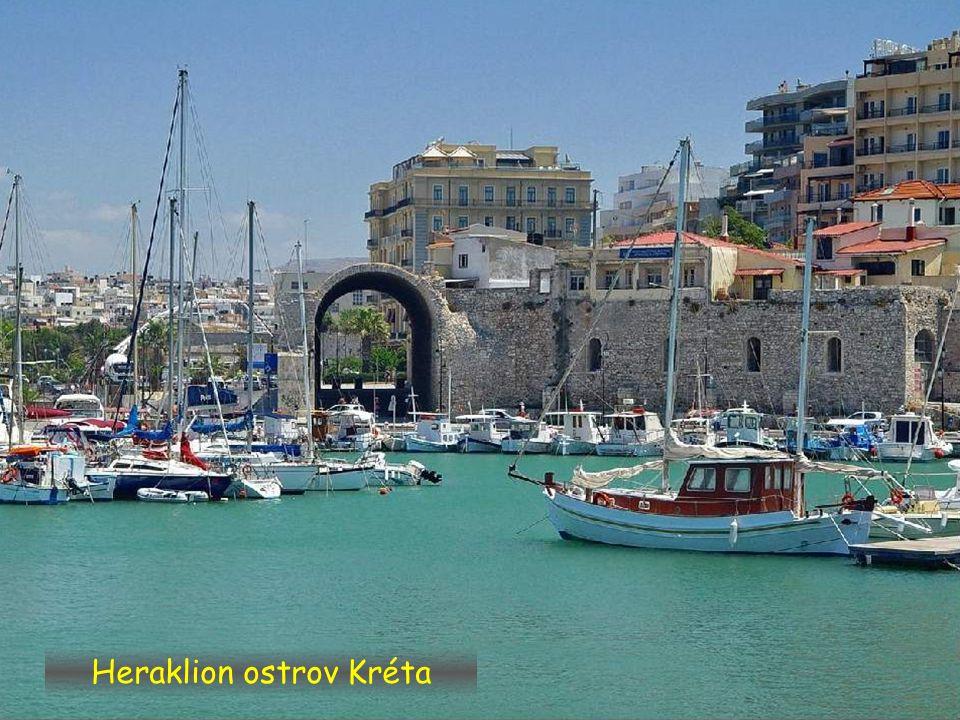Modré jeskyně ostrov Corfu