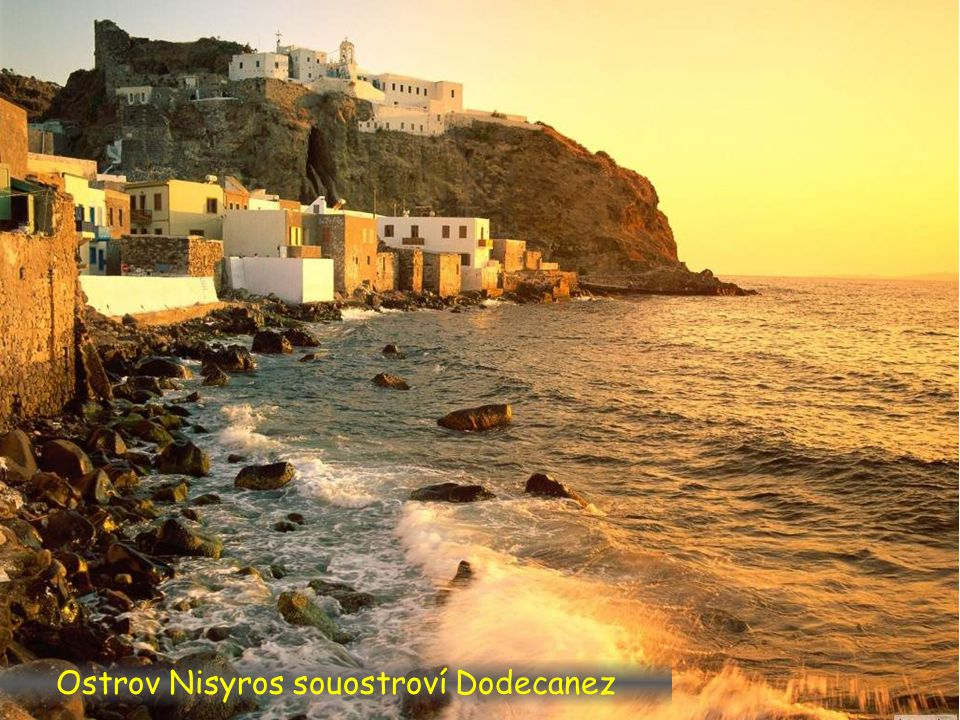 Ostrov Naxos benátská pevnost