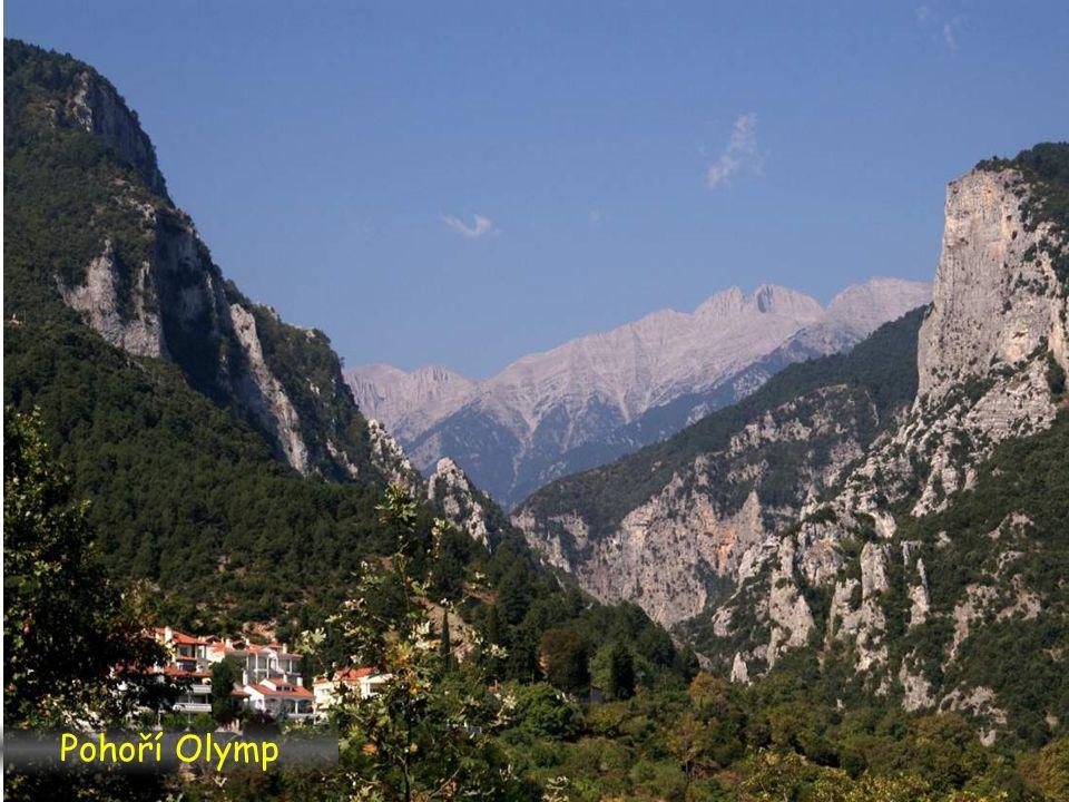 Pohoří Olymp
