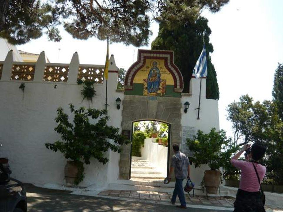 Paleokastritsa ostrov Corfu