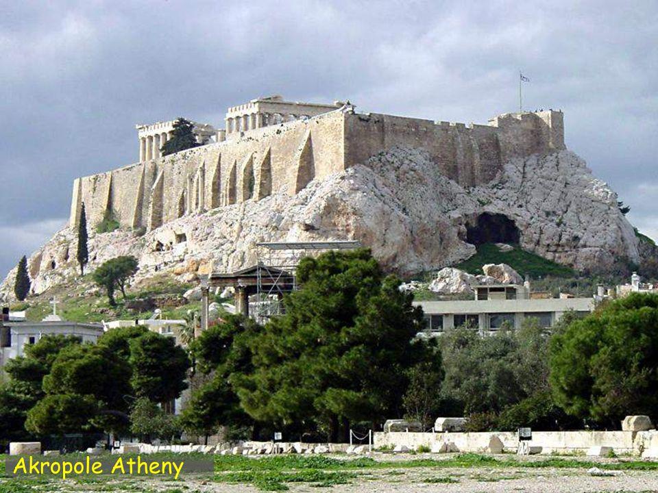 Acropole - Atena Akropole Atheny