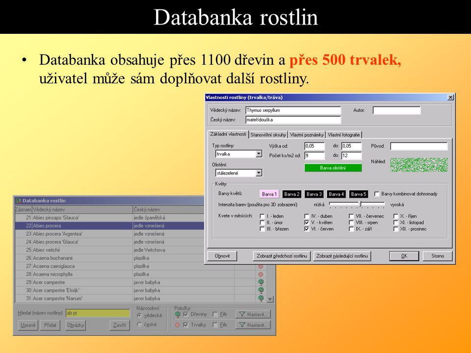 Databanka rostlin