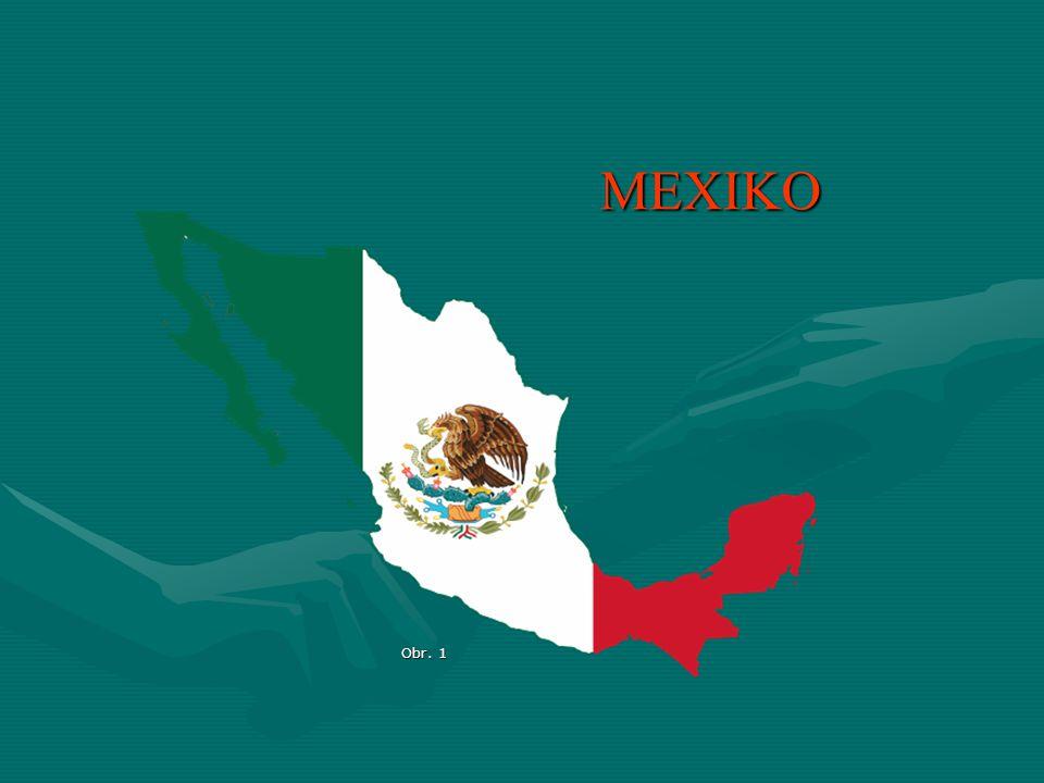 MEXIKO – OBYVATELSTVO Obr.30 Další velká města…Další velká města… Guadalajara Obr.
