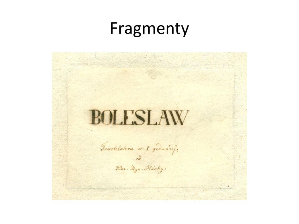 Fragmenty
