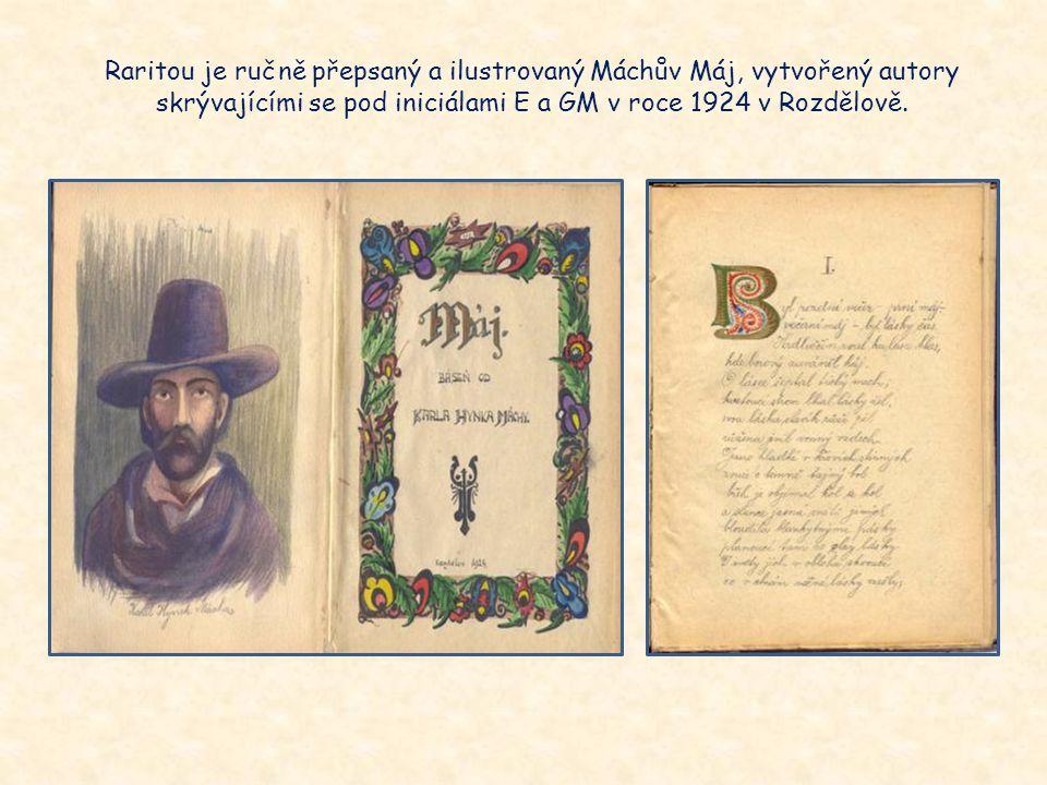V roce 1948 Máj vydal v edici Kladenský lis tiskař Josef Cipra st. s výzdobou Pavla Šimona Další vydání Máje s ilustracemi Františk Koblihy vydal a vy