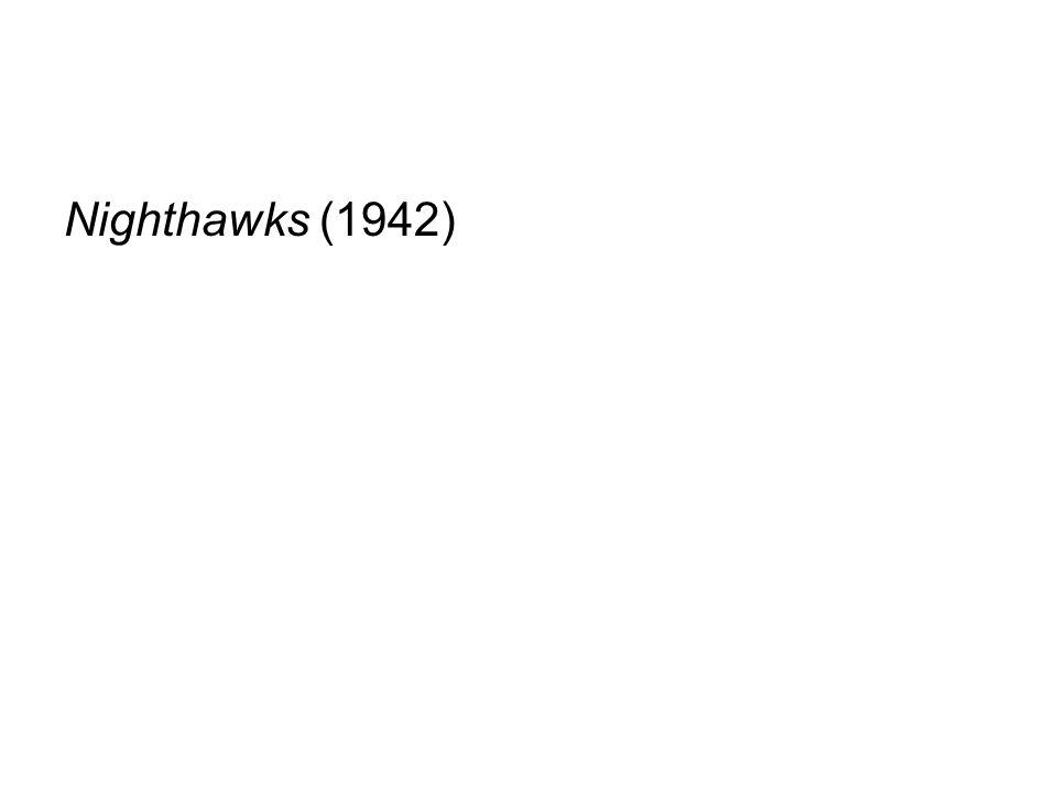 Nighthawks (1942)