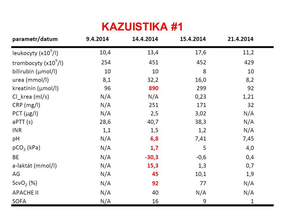 KAZUISTIKA #2 o žena, 68 let o hypertenze (ACEi), DM 2.