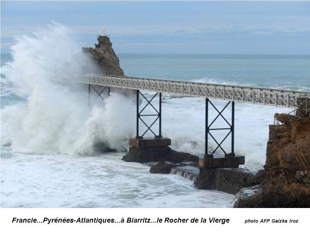 Francie...Pyrénées Atlantiques...Ciboure-Socoa