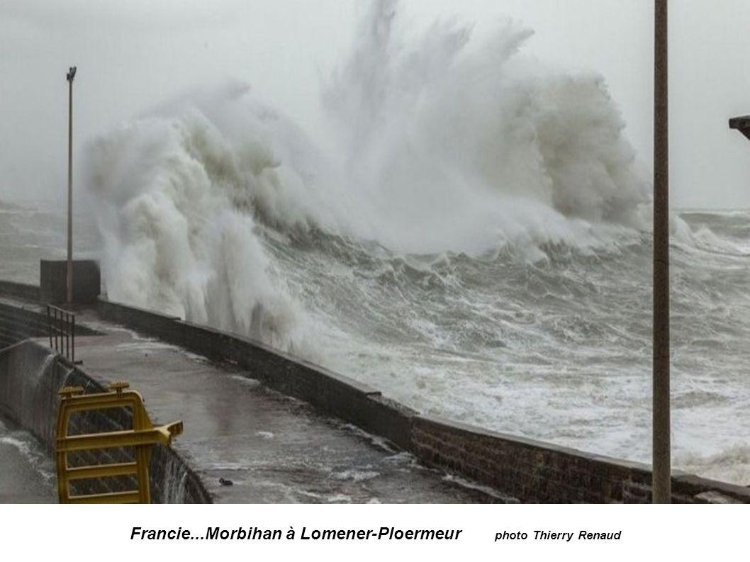 Francie...Morbihan à Lomener-Ploermeur photo Ouest-france