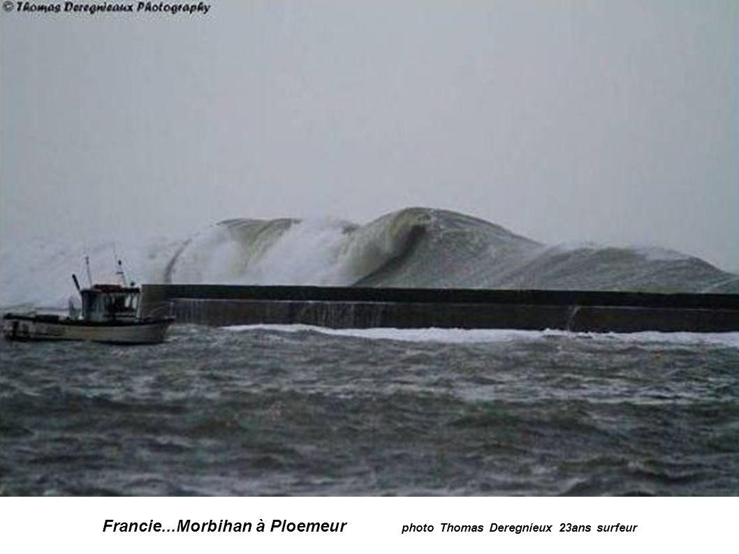Francie...Morbihan à Lomener-Ploermeur photo Thierry Renaud