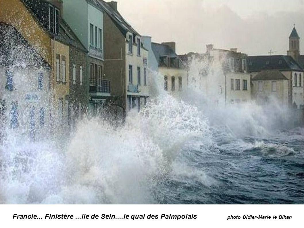 Francie...Morbihan à Ploemeur další vlna photo France TV