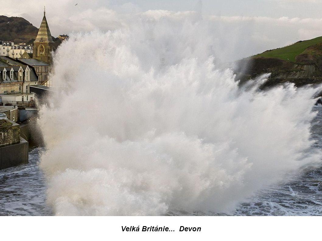 Velká Británie... Dorset