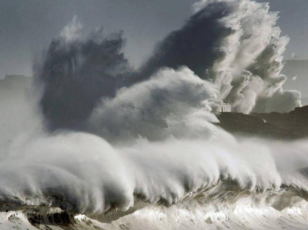 Španělsko... Pláž Ponzos Ferrol photo Kiko Delgado